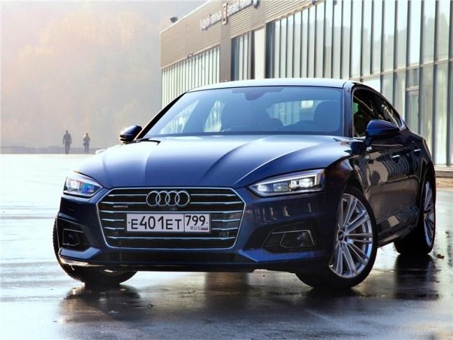 42348 Audi A5 Sportback как символ правильных автомобилей. Audi A5 Sportback
