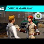 43074 Новое дополнение Sims 4 Eco Lifestyle позволит построить эко-дом мечты