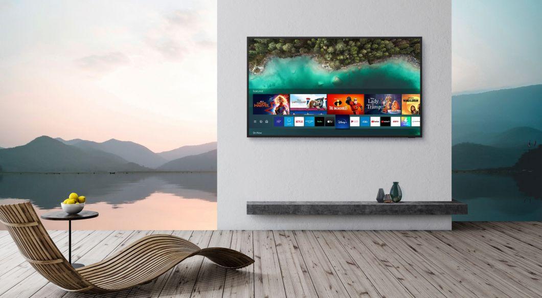 43084 The Terrace — топовые телевизоры от Samsung для использования на улице