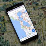 42849 Як у картах Google Maps змінювати масштаб однією рукою