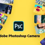 43563 Adobe выпустила мобильное приложение Photoshop Camera