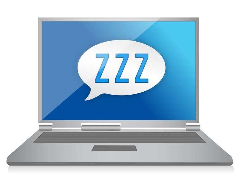43947 Як дізнатися, чому комп'ютер не переходить у сон