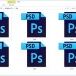 43323 Як подивитися вміст файлу PSD без Photoshop чи іншого графічного редактора