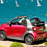 44354 Электрокабриолет: smart EQ fortwo cabrio. smart EQ fortwo cabrio