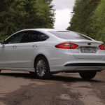44099 Ford Mondeo: Back in USA. Ford Mondeo Sedan