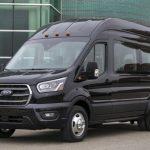 44316 Ford Transit: фургон на все случаи жизни. Ford Transit Kombi