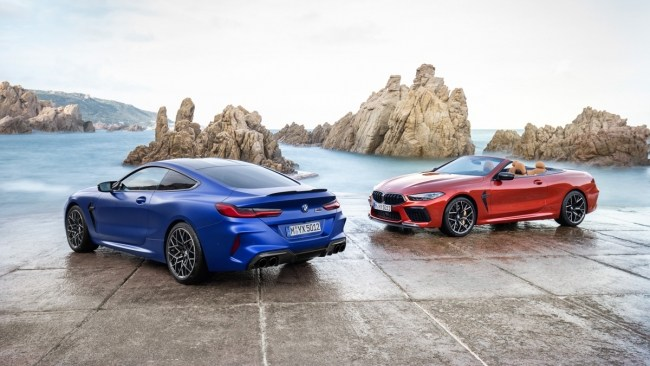 44069 От одного до восьми: BMW M8 Competition. BMW M8 Cabrio (F91)