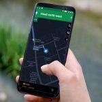 44082 Як отримати темний інтерфейс в Google Картах