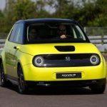 44533 Электрический Honda e: стремление к идеальному сити-кару. Honda E