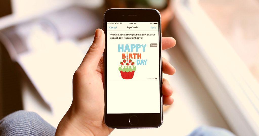 44942 Як на iPhone автоматизувати відправлення привітань із днем народження