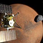 44928 Японці відзнімуть Марс у роздільній здатності 8К