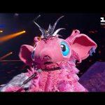 45344 Маскарад 2020: дивитися онлайн 3 випуск шоу