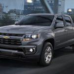 45239 Chevrolet Colorado новый пикап стал значительно агрессивней. Chevrolet Colorado