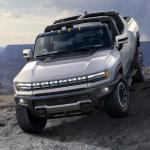 45394 GMC официально представила электропикап Hummer EV