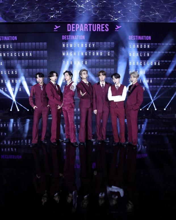 45313 Музичний лейбл гурту BTS став мільярдером