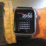 45478 Як на Apple Watch відновити відображення дати