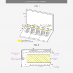 45826 Apple запатентовала тачбар с технологией Force Touch