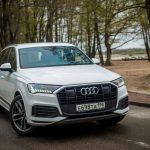 45725 Audi Q7: антикризисный премиум-класс. Audi Q7 (4M)
