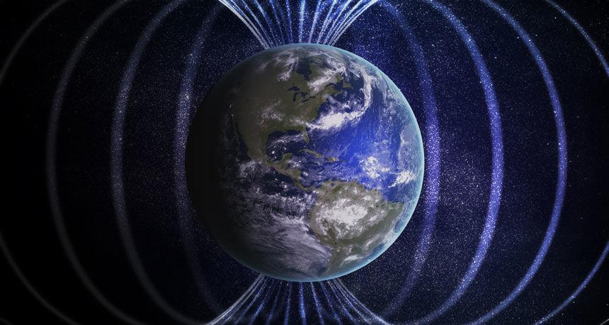 45768 Магнітне поле Землі хочуть зробити надійною заміною GPS