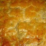 45577 Рецепт, который я давно искала: заливной пирог с мясом за 15 минут