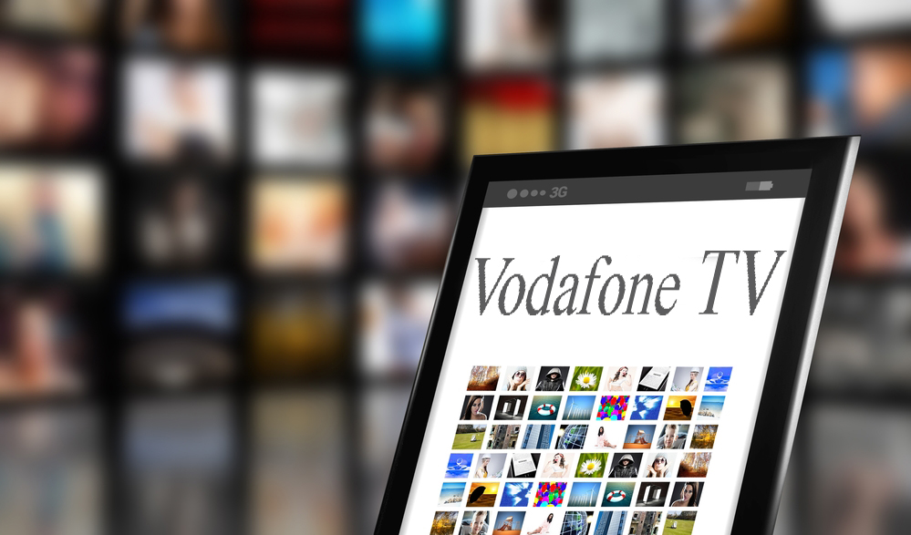 45544 Телевізор у смартфоні з пакетом Vodafone TV «Оптимальний» став дешевшим