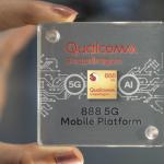45857 Qualcomm официально презентовала Snapdragon 888 — флагманский чипсет следующего поколения