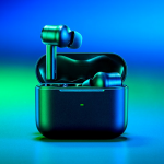 45899 Razer представила беспроводные наушники Hammerhead True Wireless Pro