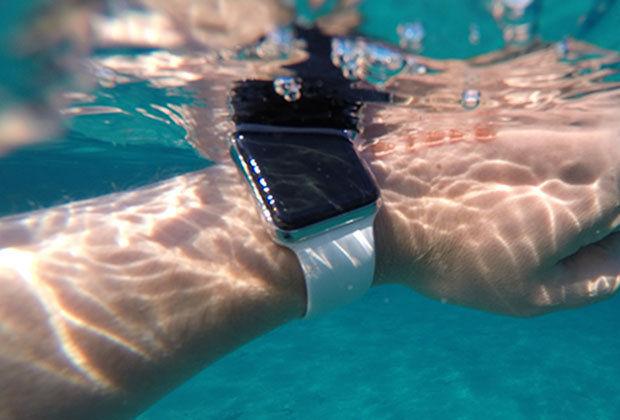 45966 Як на Apple Watch активувати та вимкнути захист від води