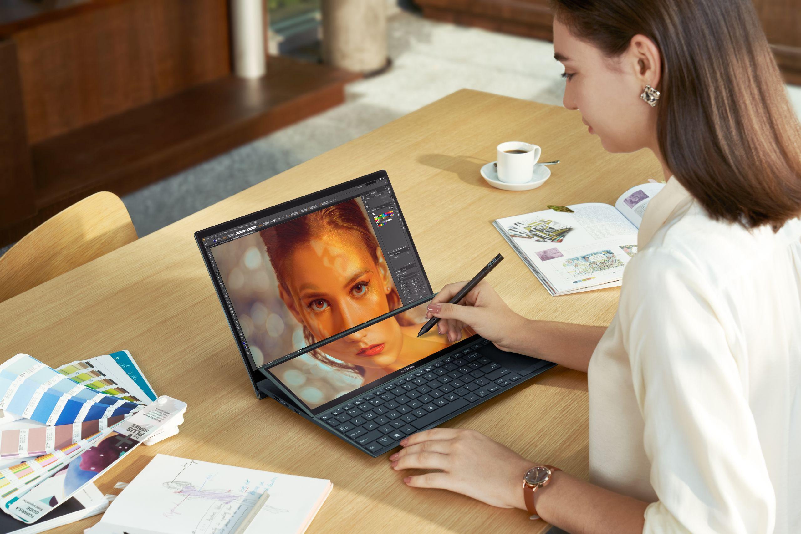 46224 ASUS презентовала обновленные ноутбуки линеек ZenBook и TUF