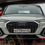 46170 AUDI Q3 Sportback: городской задира. Audi Q3 Sportback (F3)