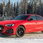 46179 Битва за свайп. Audi A4. Audi A4 (B9/8W)