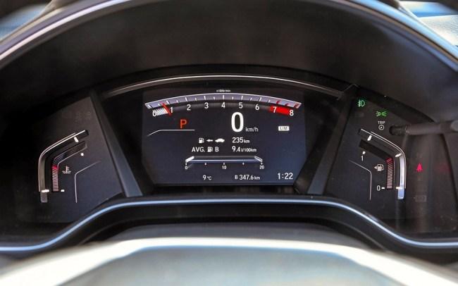 46228 Кроссовер Honda CR-V обновили, но главный вопрос остался. Honda CR-V
