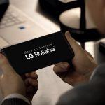 46206 LG вновь тизерит сворачиваемый смартфон Rollable