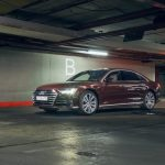 46571 Audi A8 - космический лайнер для земной суеты!. Audi A8 (D5/4N)