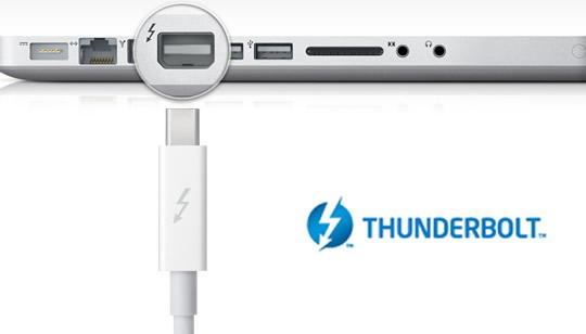 46602 Заміннику USB, Ethernet, DisplayPort, HDMI, VGA виповнилося виповнилося 10 років: маловідомі факти про Thunderbolt