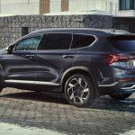 46681 Hyundai Santa Fe: он паркуется с кнопки! И детей баюкает!. Hyundai Santa Fe