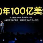 46815 Xiaomi официально объявила о планах по выходу на рынок электрокаров