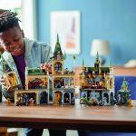 46889 Lego показала восемь новых наборов по вселенной «Гарри Поттера» в честь 20-летия выхода первого фильма