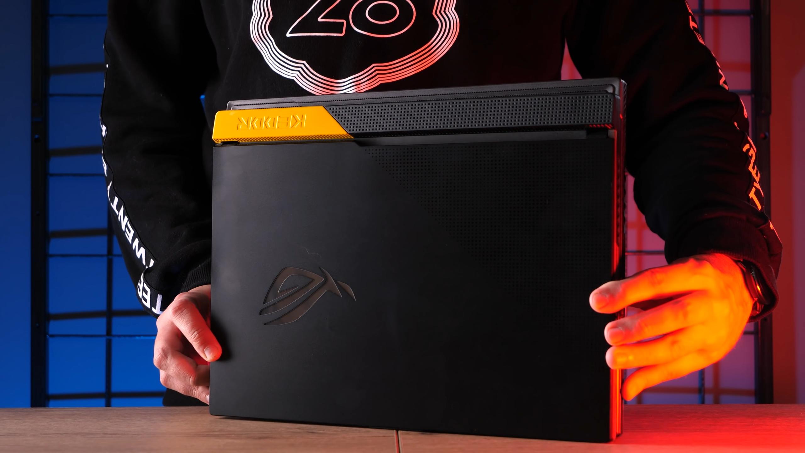46850 Обзор ноутбука ASUS ROG Strix SCAR 15 G533 (2021)