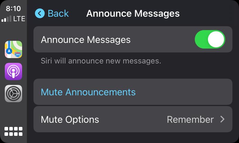 47074 Что нового в Apple CarPlay в iOS 15?