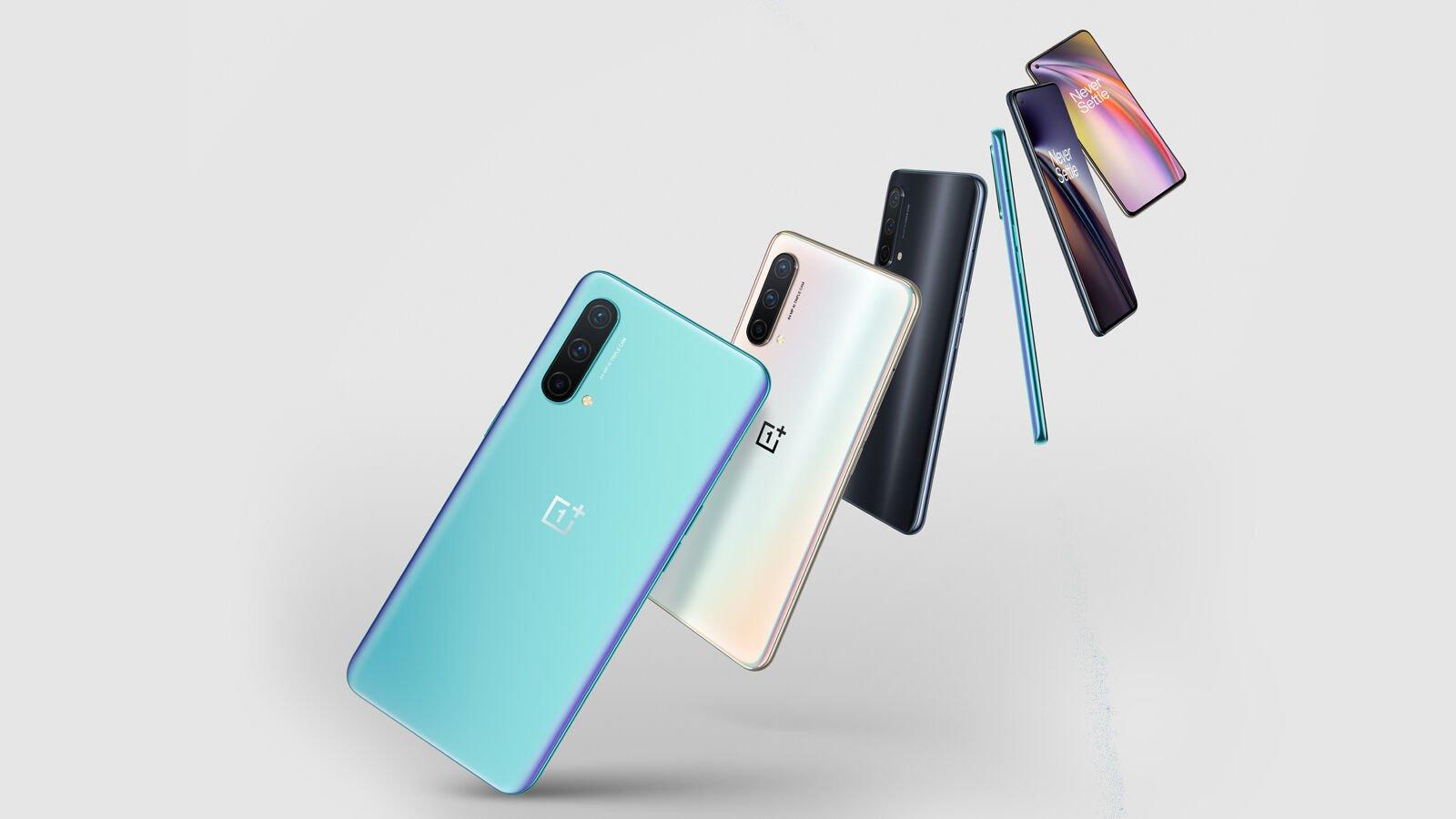 47082 Представлен OnePlus Nord CE 5G, и за 300 евро он неплох