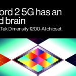 47188 OnePlus Nord 2 получит кастомный чипсет Dimensity 1200-AI