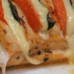47285 Сочное куриное филе с сыром и помидорами в духовке: отличная идея к ужину