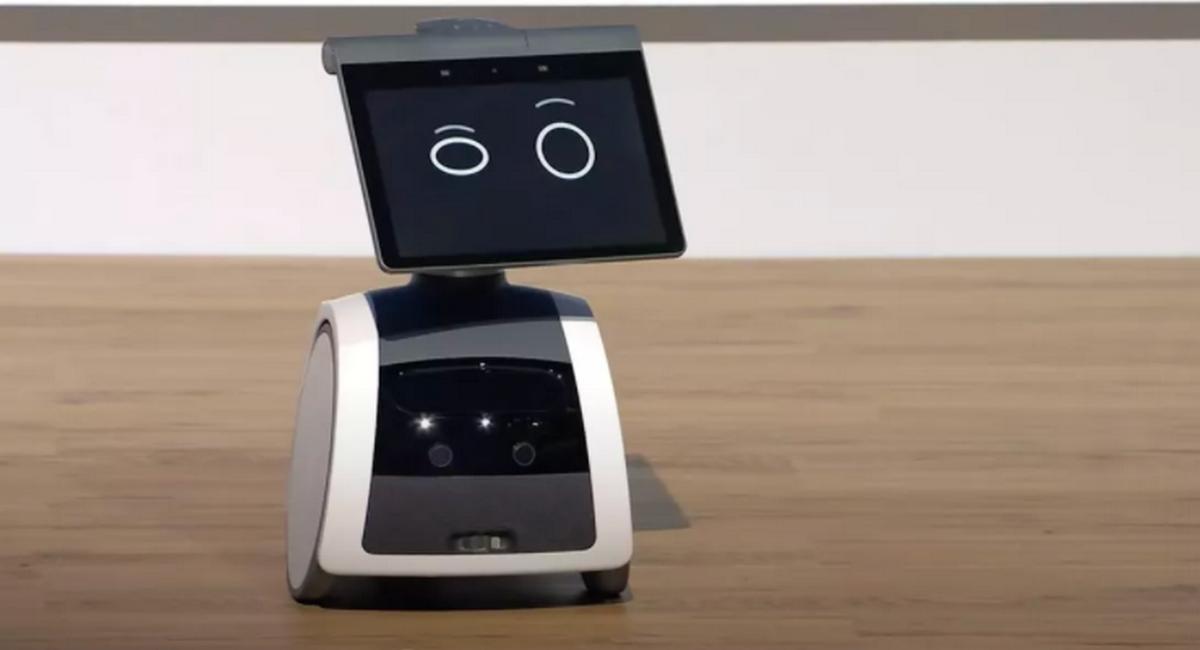 47753 Домашний робот за 1000 долларов и замена телевизору. Amazon представила Astro и Echo Show 15