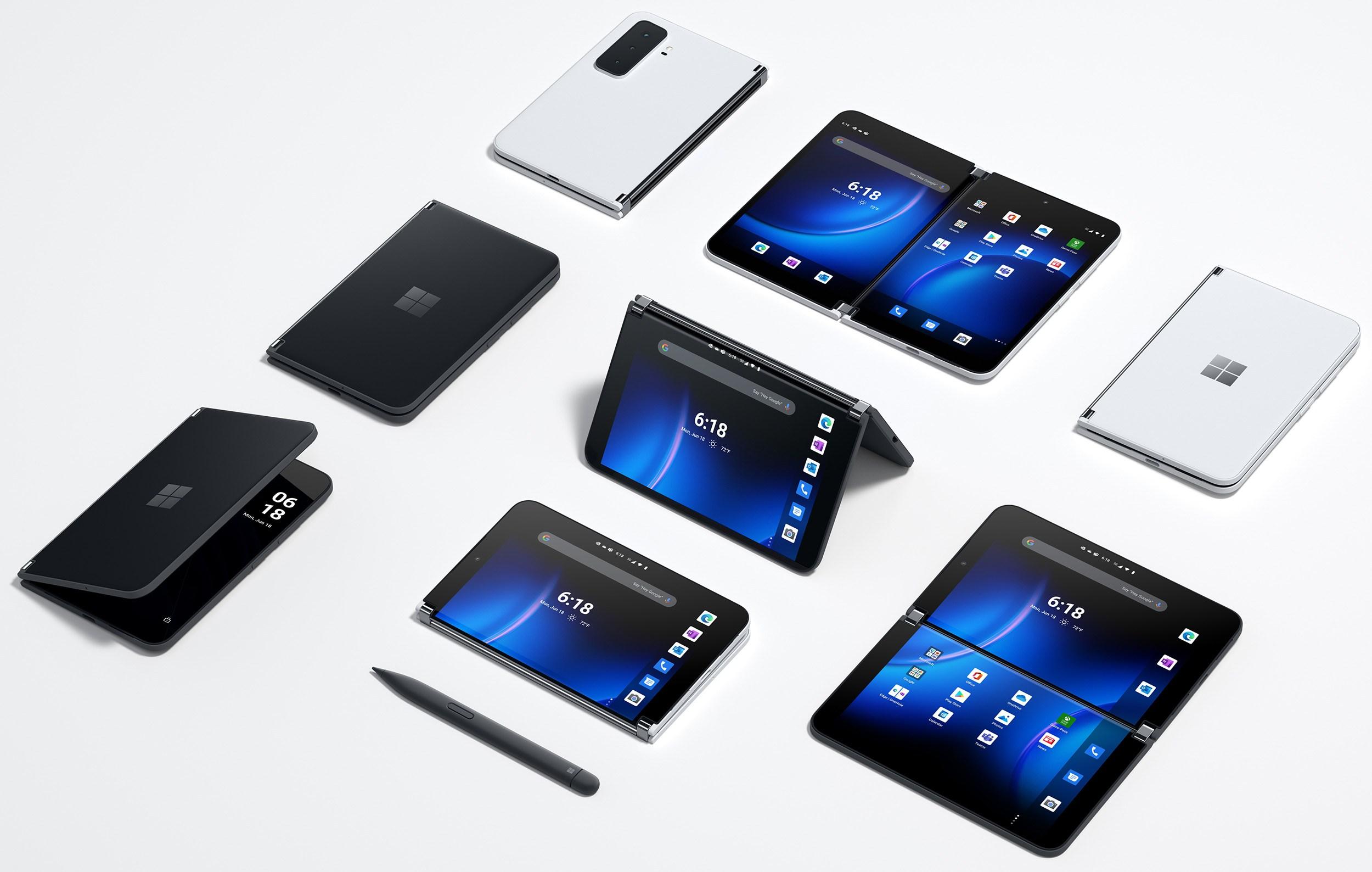 47716 Представлен Microsoft Surface Duo 2, который никому не нужен