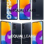 47697 Samsung передумала делать суперавтономные смартфоны? Galaxy M52 получит аккумулятор обычной ёмкости