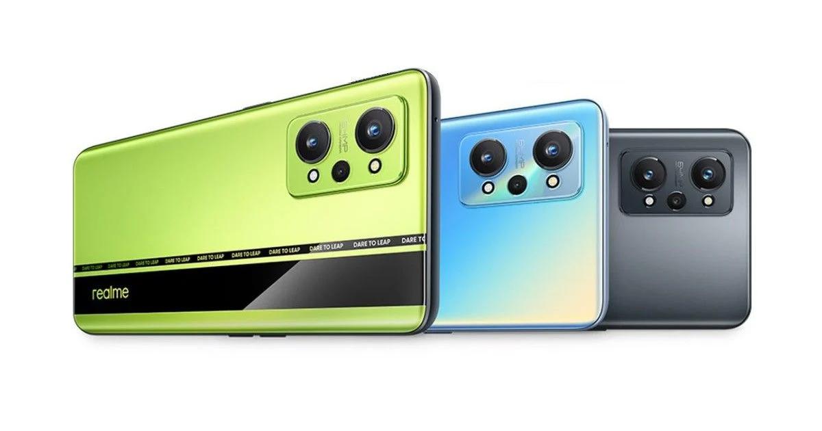 47834 Топовый 120-герцевый экран и правильная платформа Qualcomm. Realme GT Neo 2 вышел на глобальный рынок